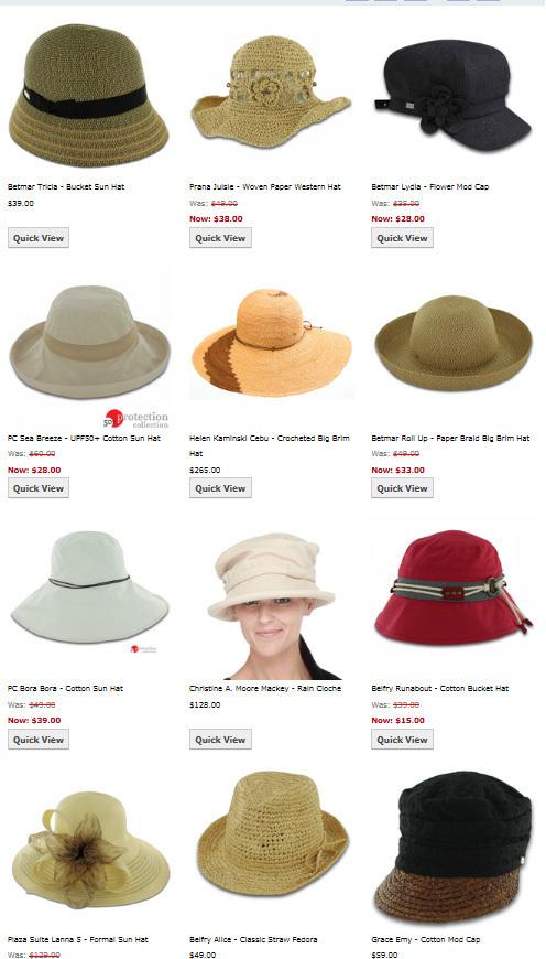 Female Hats Types  45bba232cab